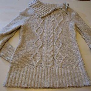 Women's size large sweater